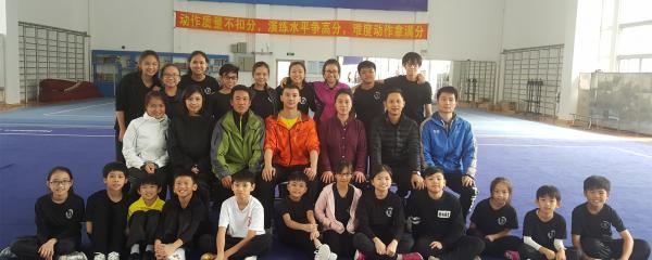 Xuan Sports Guangzhou Training Trip 2016 - Group Photo