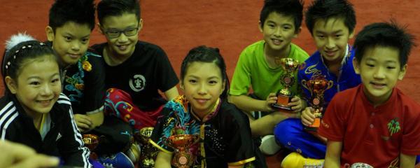 Xuan Sports Wushu medallists