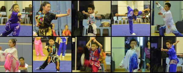 Xuan Sports Wushu Athletes