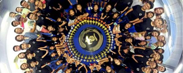 Xuan Sports National Primary School Wushu winners