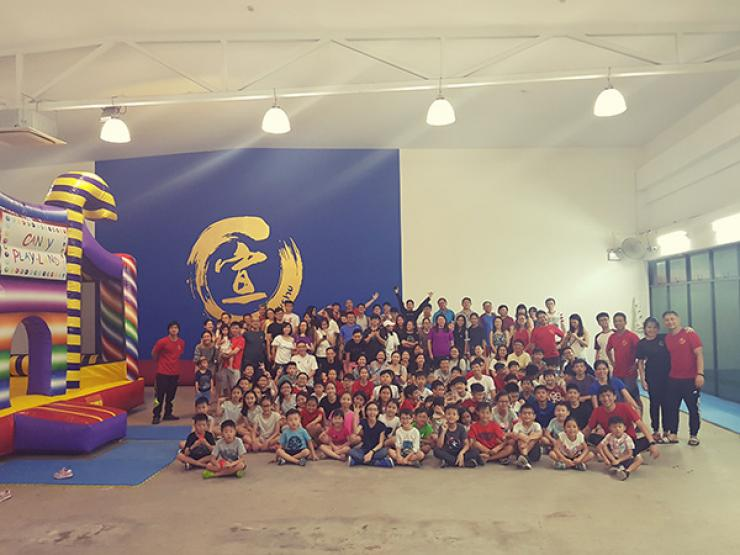 Xuan Sports Group Photo