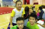 More cheerleaders for Xuan Sports Wushu