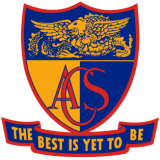 Anglo-Chinese Junior College crest
