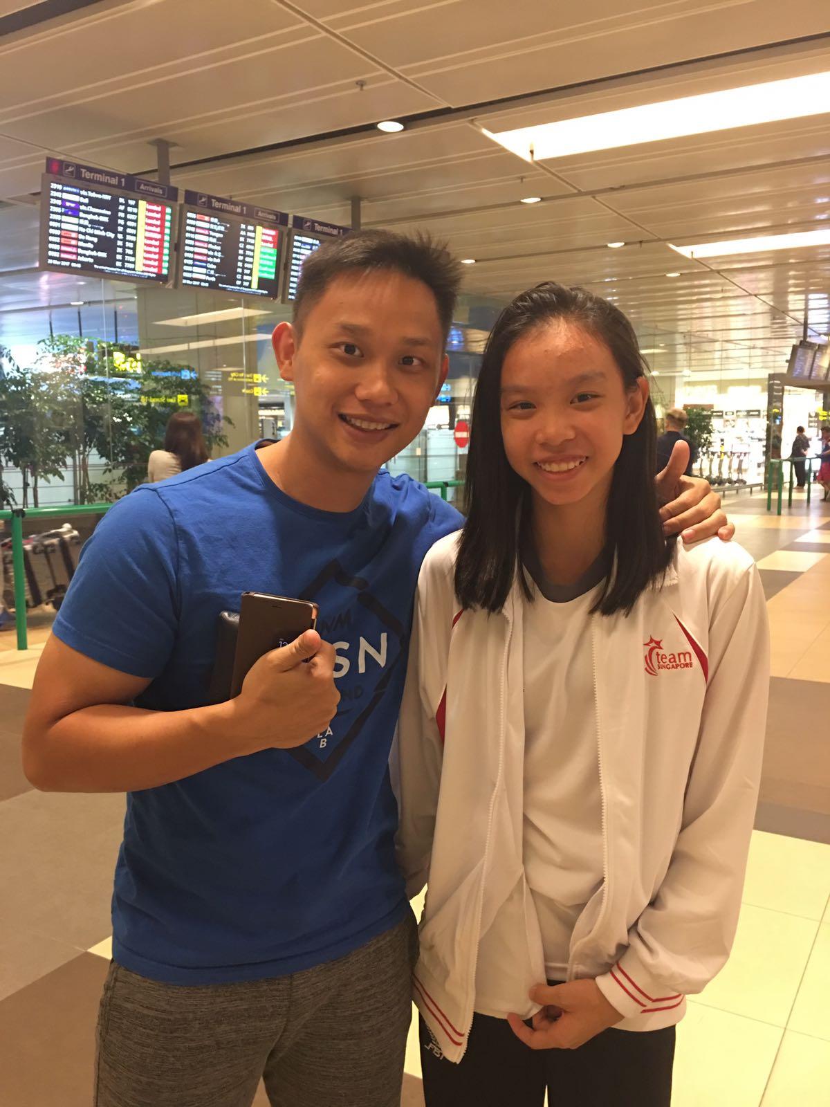 Coach JunMing & Yin Shuen
