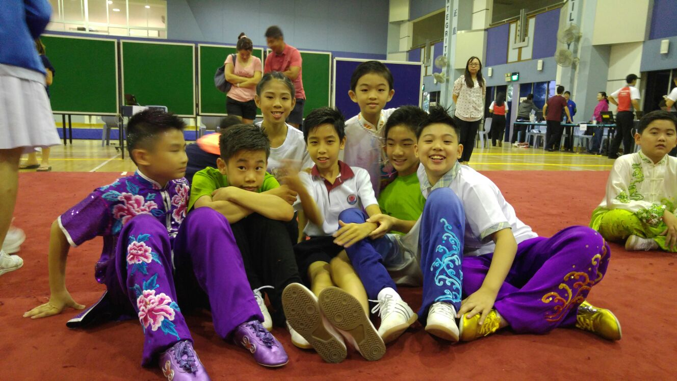 Our medallists - Xuan Sports Wushu