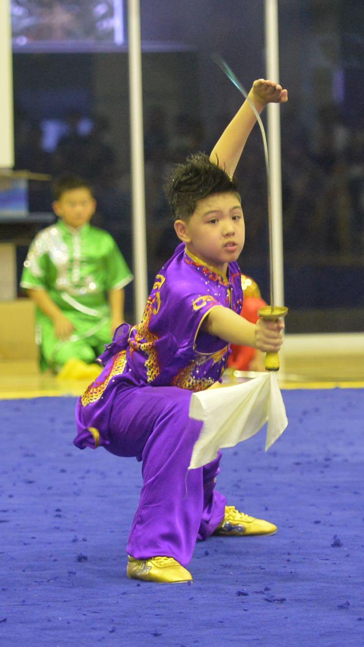 Truman - Xuan Sports Wushu