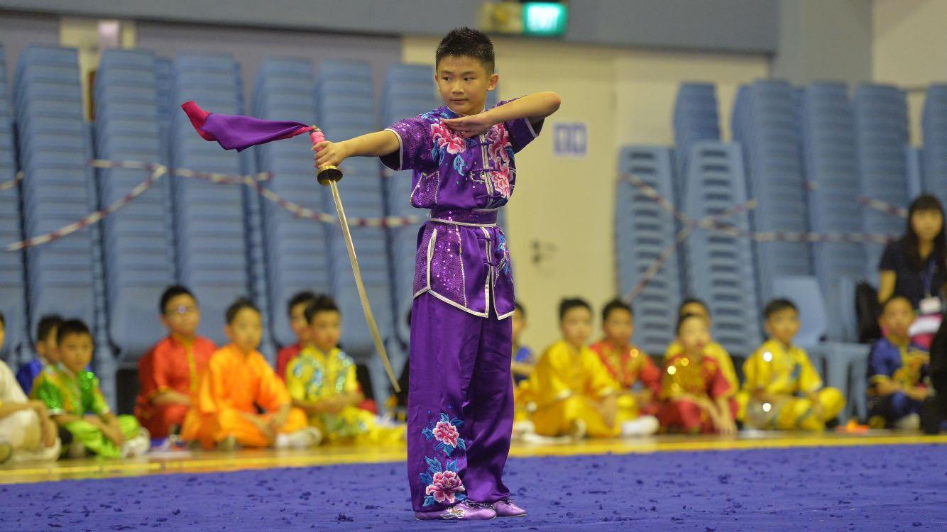 Douglas - Xuan Sports Wushu