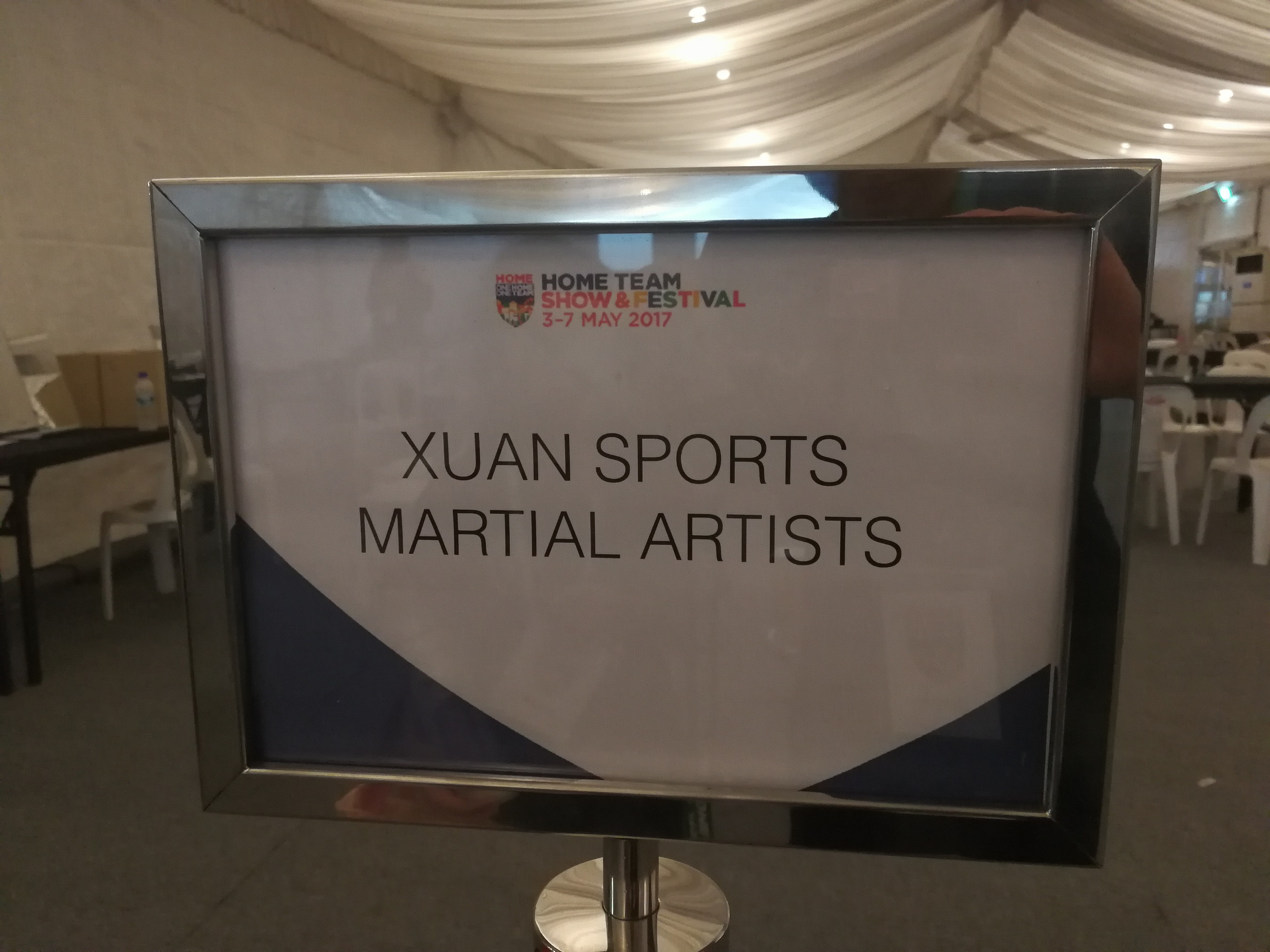 Xuan Sports Martial Artists