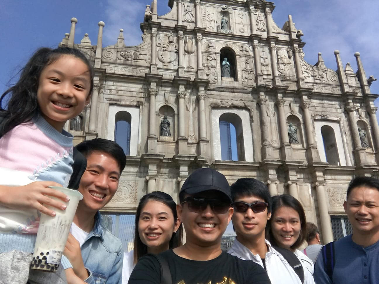 Xuan Sports Macau Trip