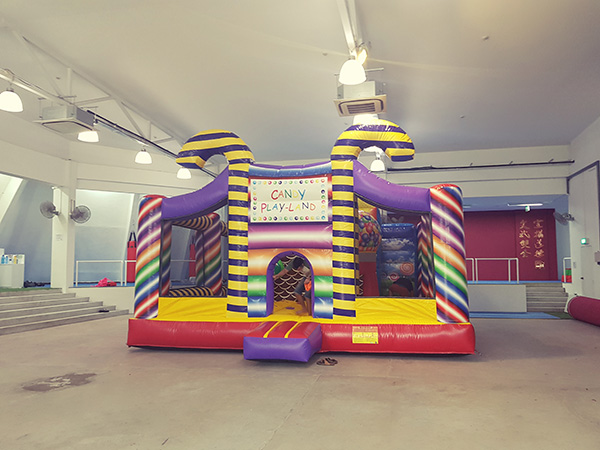 Bouncy Castle at Xuan Sports