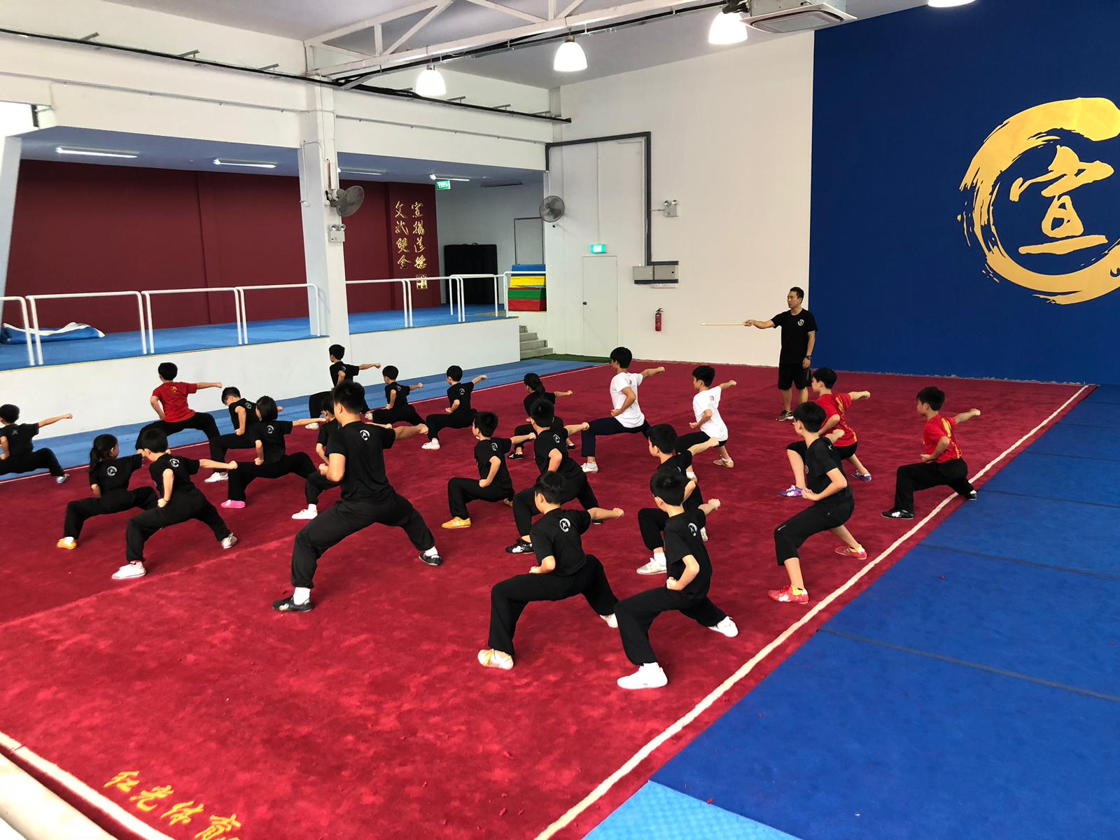 Xuan Sports Boot Camp